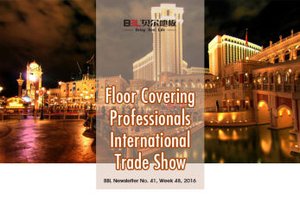 Floor Covering Professionals International Trade Show
