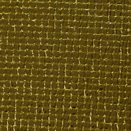 Underlay 3mm black EVA laminate with golden foil YFV3-G