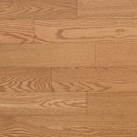 Engineered Floor-Red Oak-Golden
