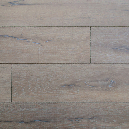 Real Wood Bevel Laminate Floor-1808-5
