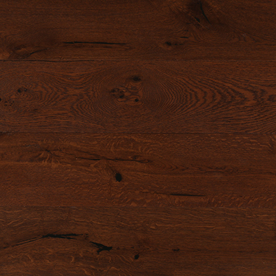 Engineered Floor-Hickory-Umber