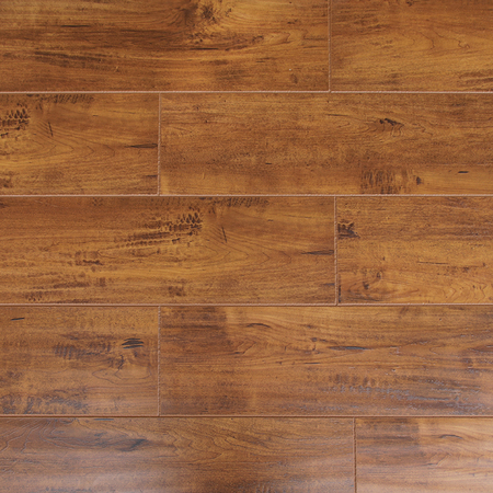 Real Wood Bevel Laminate Floor-93025-4