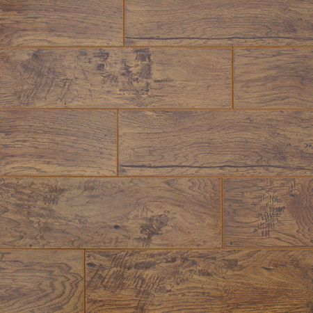 Real Wood Bevel Laminate Floor-9918-1