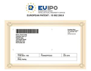 SPC Floor European Patent